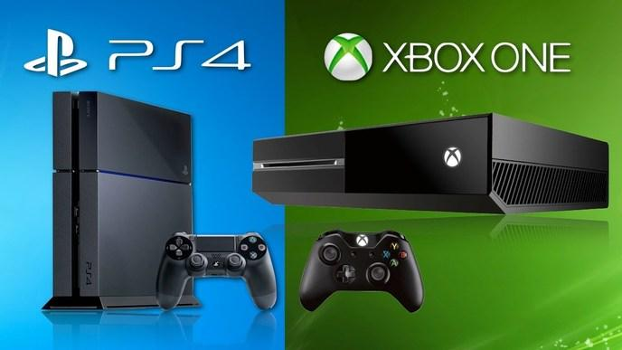 actualite xbox one playstation  nouvelles versions