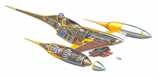 vaisseaux star wars hans jenssen 4