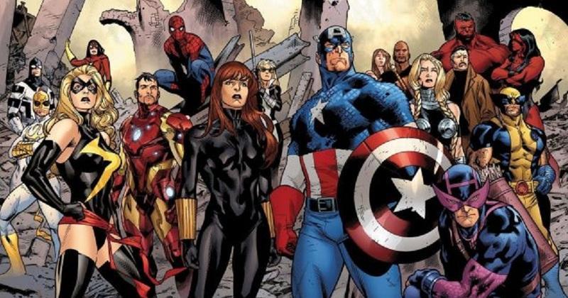 Top Avengers Tous Les Membres Classés Du 72ème Au Premier