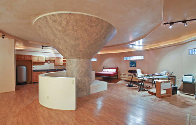 Atlas-F Silo Luxury Home 8