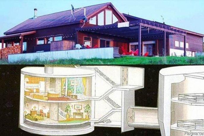 Atlas-F Silo Luxury Home 12