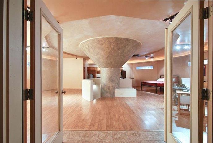 Atlas-F Silo Luxury Home 7