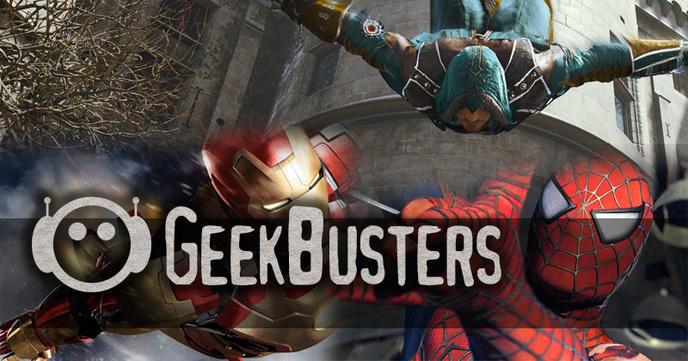 Geekbusters