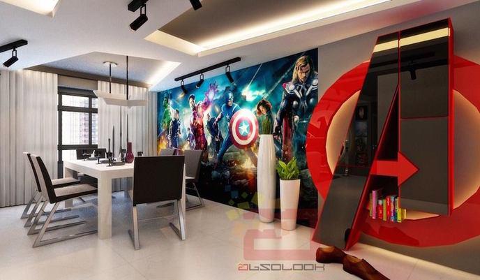 Appartement Singapour
