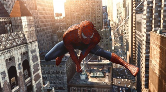 Geekbusters les pouvoirs de spider man sont ils cr dibles for The americano nyc