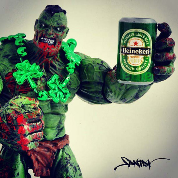 super hero zombie 11