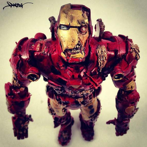super hero zombie 2