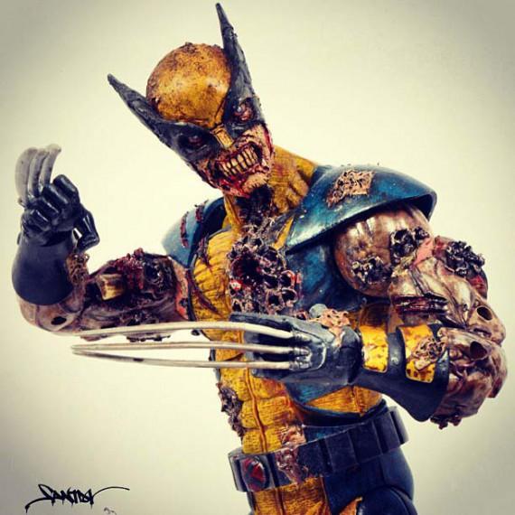 super hero zombie 5