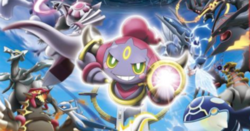 how to get hoopa in pokemon y 2017