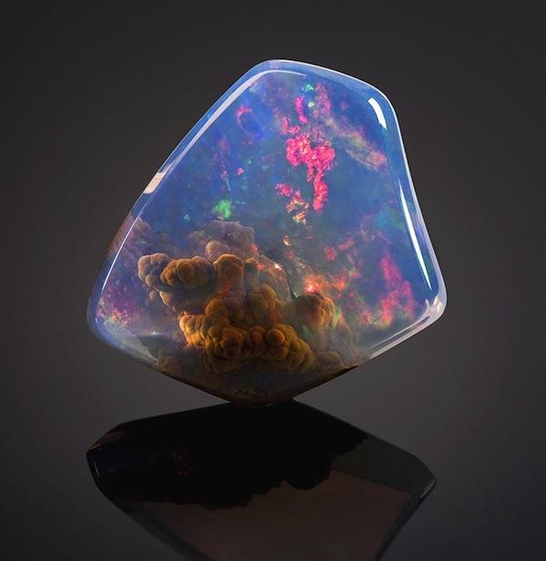 Exceptionnel Top 25 des plus belles pierres précieuses et minéraux de la planète ZA22