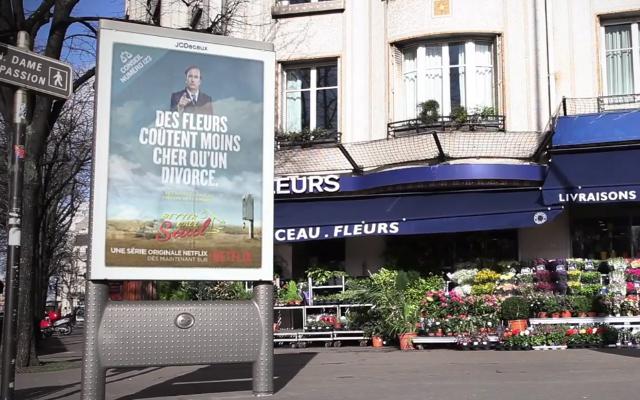 better call saul campagne virale paris 4