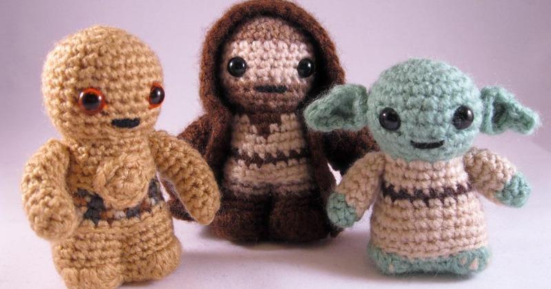 Amigurumi Star Wars Gratuit : Amigurumi squirrel pattern crochet kalulu for