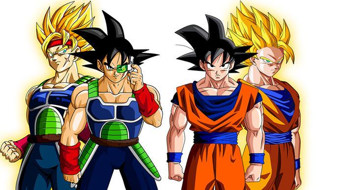 Ce n'est pas possible que Goku soit l'origine de cette légende et je vais vous dire pourquoi. La légende du Super Saiyan dit qu'il en existe un tous les.
