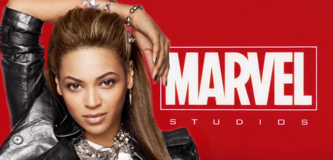 Beyoncé chez Marvel