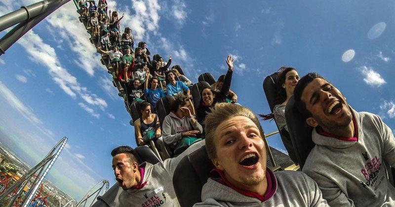 Les Perches 224 Selfies Sont Interdites Dans Les Parcs