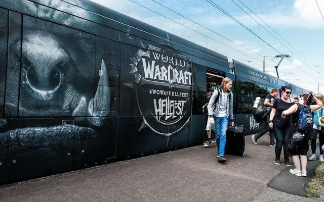 Train Hellfest