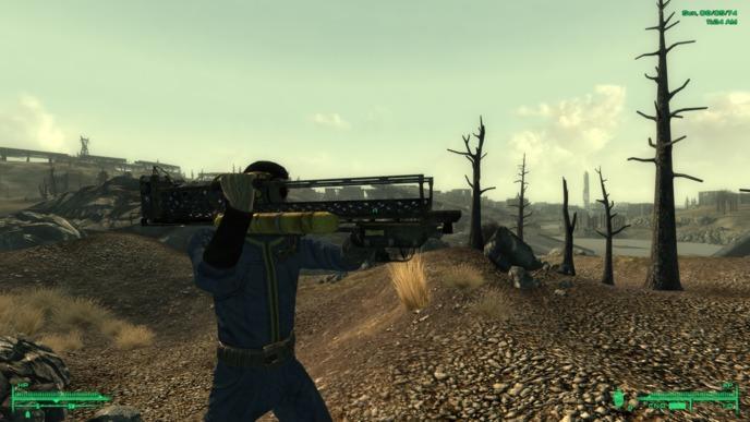 Big Gun Fallout 3