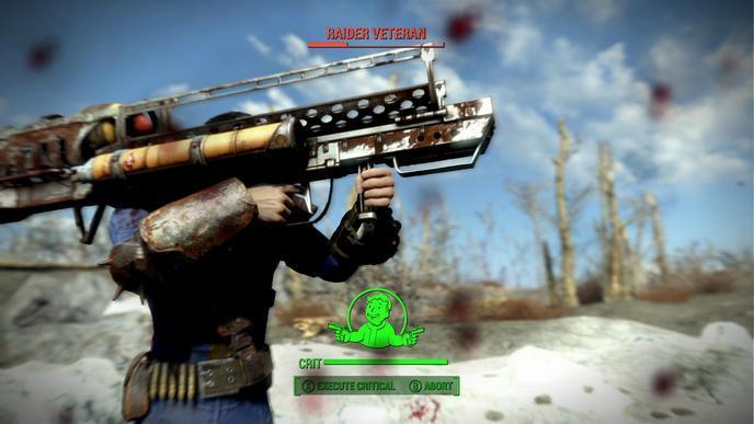 Big Gun Fallout 4