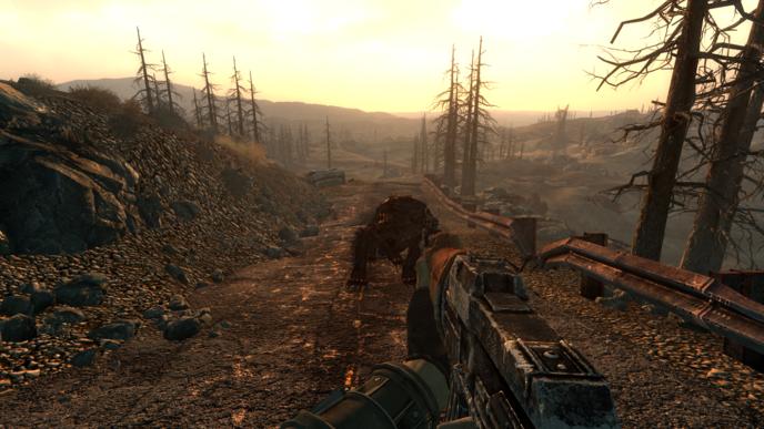 FPV Fallout 3