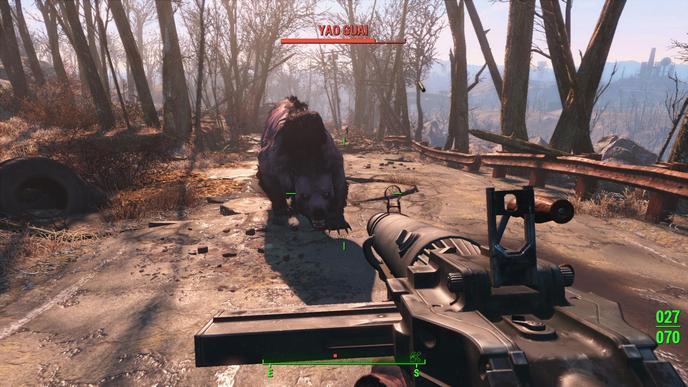 FPV Fallout 4
