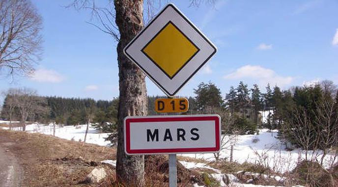 Mars En Ville
