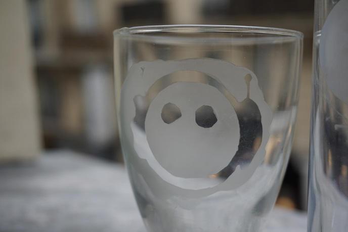photos verres custom 2