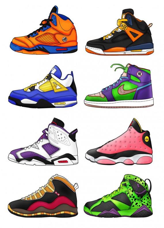 Basket Nike Prix Dragon Ball Z OP8vymNn0w
