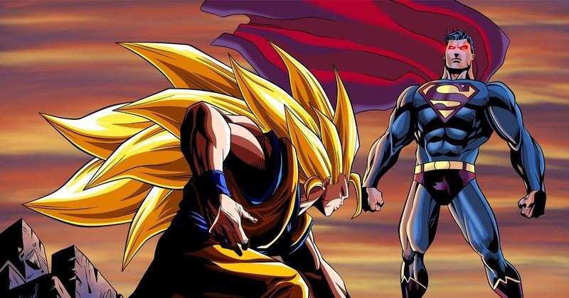 Goku Vs Superman Voici Le Seul Vainqueur Possible