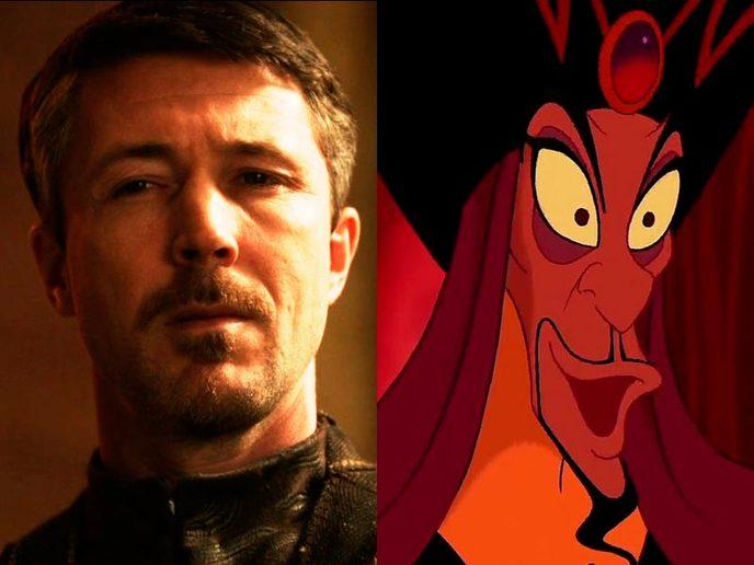 personages disney game of thrones 39