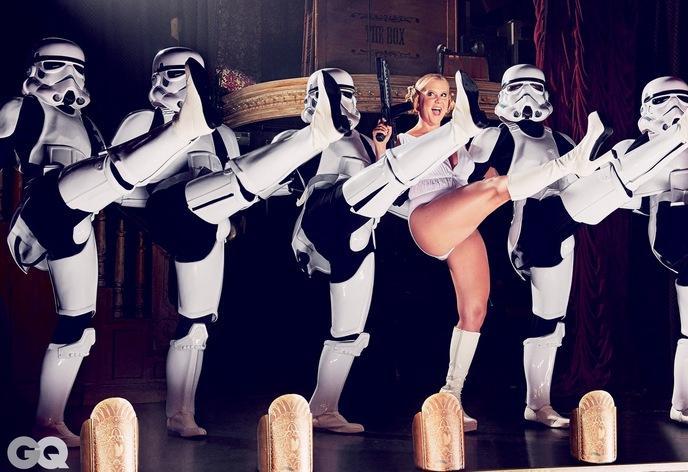 Photos Amy Schumer Star Wars