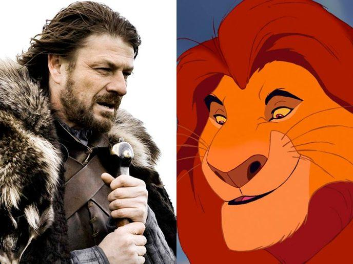 personages disney game of thrones 4
