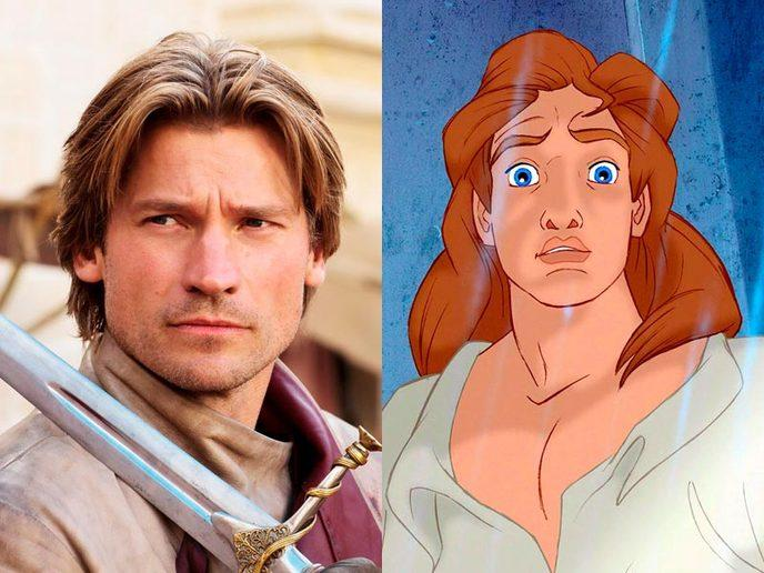 personages disney game of thrones 34