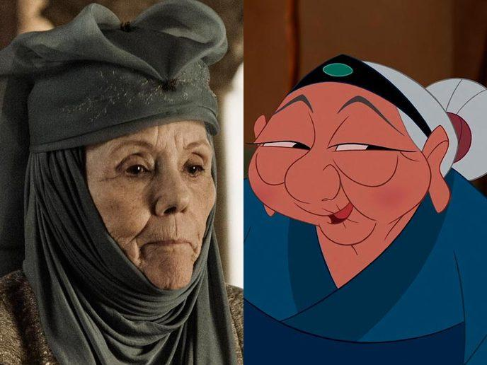 personages disney game of thrones 9
