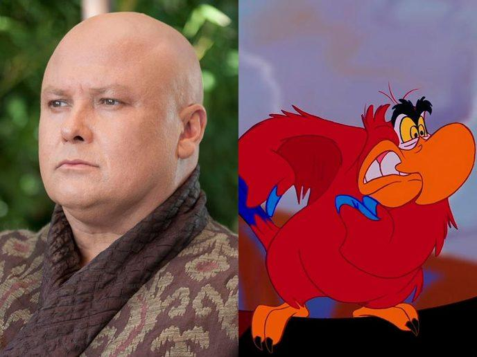 personages disney game of thrones 16