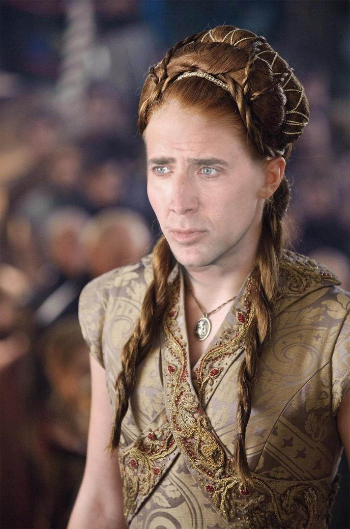 nicolas cage game of thrones 22