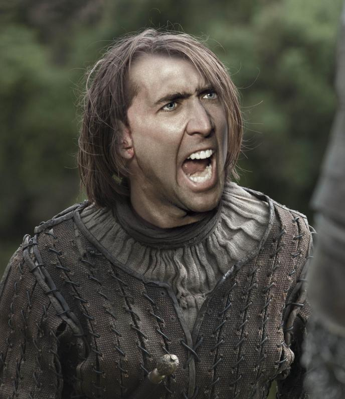 nicolas cage game of thrones 11