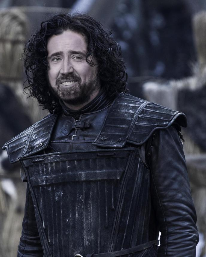 nicolas cage game of thrones 1