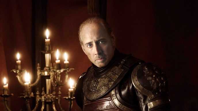 nicolas cage game of thrones 5
