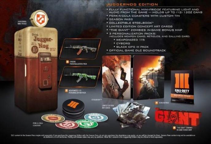 Call Of Duty Black Ops Iii L Edition Collector Est Tres Originale
