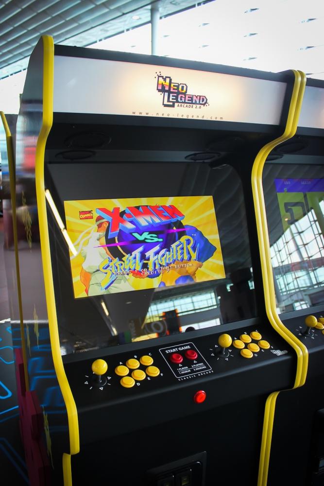 borne arcade 24