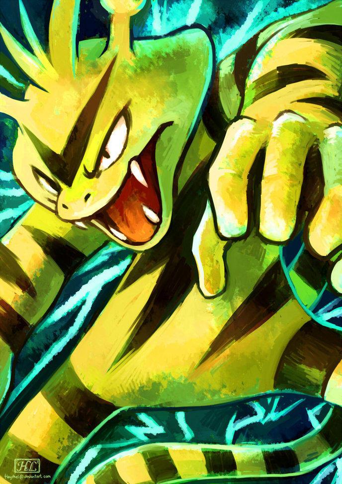 fan art 151 pokemon 27