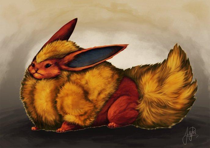 fan art 151 pokemon 16