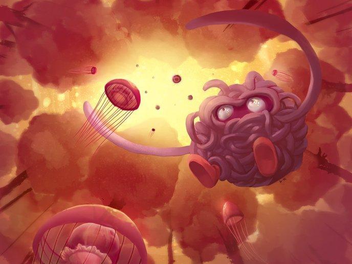 fan art 151 pokemon 38