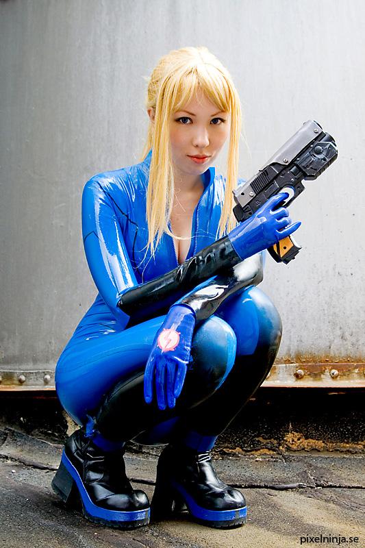 cosplay samus 3