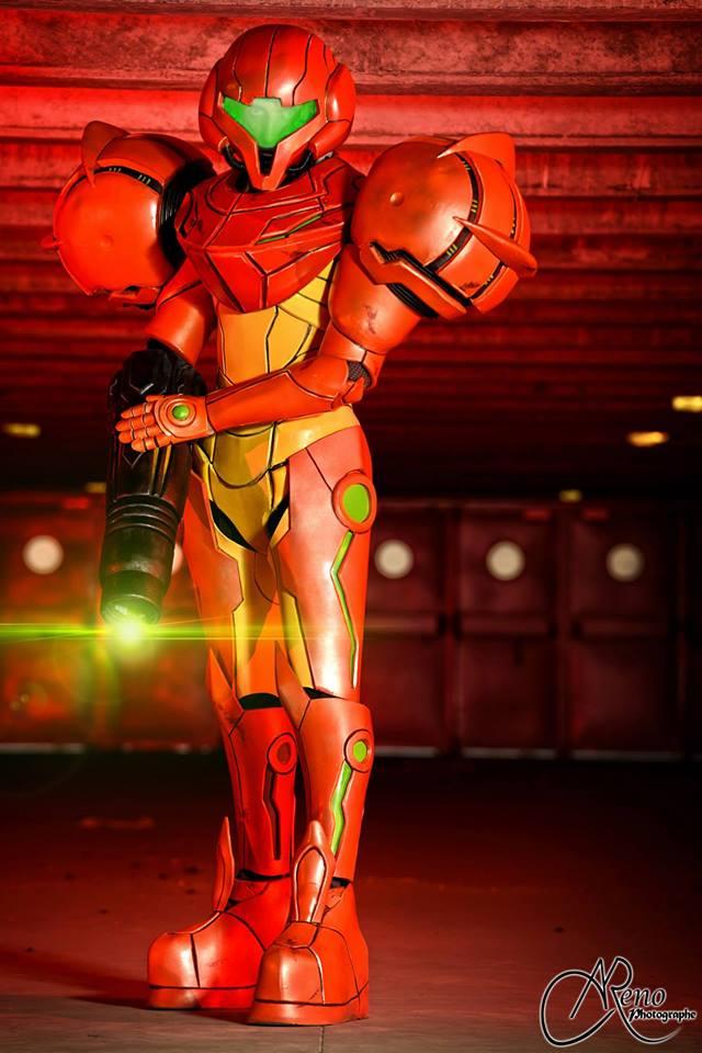 samus cosplay 8