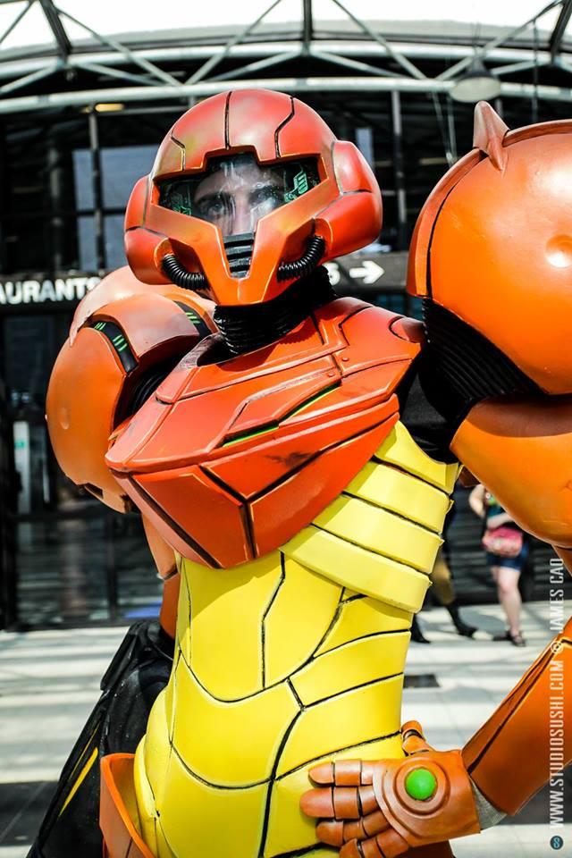 samus cosplay 9