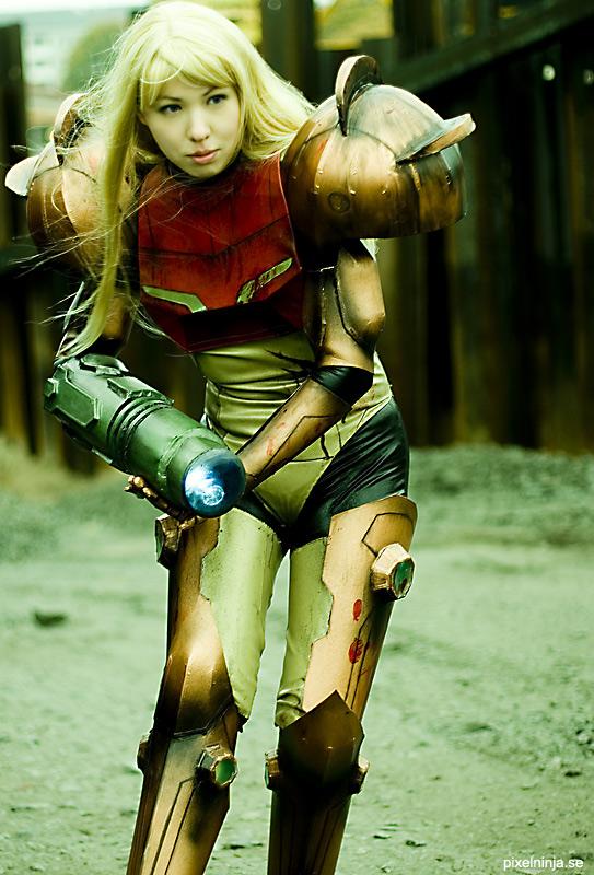 cosplay samus 11