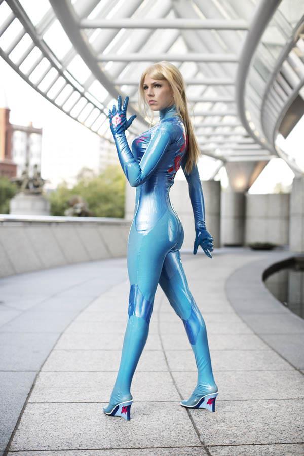cosplay samus 1