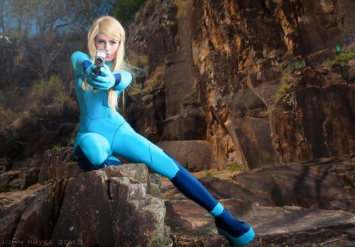 cosplay samus 5