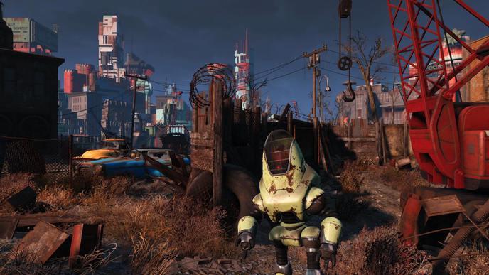 Boston Fallout 4